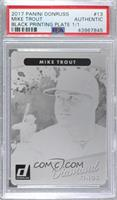 Diamond Kings - Mike Trout [PSA Authentic] #/1