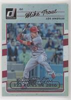 Mike Trout #/500
