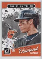 Diamond Kings - Christian Yelich