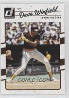 Dave Winfield (12-Time All-Star)