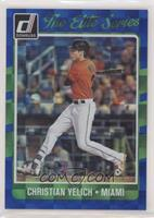 Christian Yelich [Noted] #/249