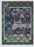 Gary Sanchez [Noted] #/349