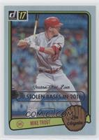 Mike Trout #/30