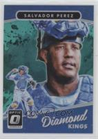 Diamond Kings - Salvador Perez /299
