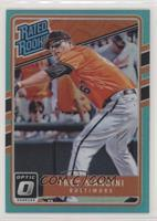Rated Rookies - Trey Mancini #/299