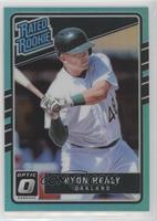 Rated Rookies - Ryon Healy /299