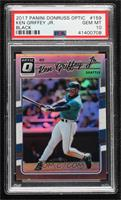 Ken Griffey Jr. [PSA 10 GEM MT] #/25