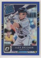 Rated Rookies - Alex Bregman #/149
