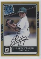 Rated Rookies Base Autographs - Jharel Cotton /10