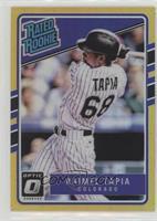 Rated Rookies - Raimel Tapia /10
