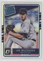 Rated Rookies - Joe Musgrove