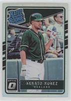 Rated Rookies - Renato Nunez