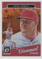 Diamond Kings - Mike Trout /199