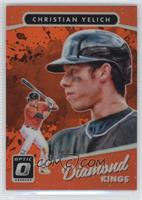 Diamond Kings - Christian Yelich /199