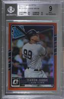 Rated Rookies - Aaron Judge [BGS 9 MINT] #/199