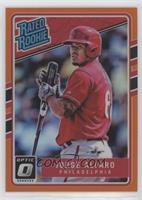 Rated Rookies - Jorge Alfaro #/199