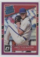 Rated Rookies - Jake Thompson