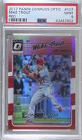 Mike Trout [PSA 9 MINT] #/99
