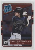 Rated Rookies - Andrew Benintendi