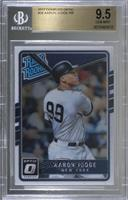 Rated Rookies - Aaron Judge [BGS 9.5 GEM MINT]