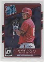 Rated Rookies - Jorge Alfaro