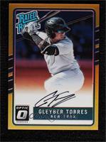 Gleyber Torres #/10