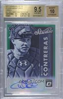 Willson Contreras [BGS 9.5 GEM MINT] #/5