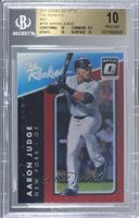 Aaron Judge [BGS 10 PRISTINE] #/99