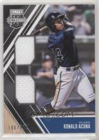 Ronald Acuna [Noted] #/299