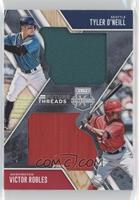 Tyler O'Neill, Victor Robles #/49