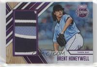 Brent Honeywell #/25