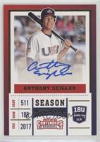 Anthony Seigler /100