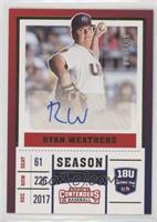 Ryan Weathers #/100