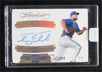 Tim Tebow [Uncirculated] #/5