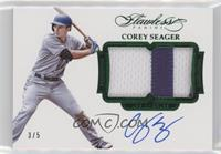 Corey Seager #/5