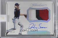 Dansby Swanson [Uncirculated] #/25