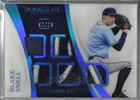 Blake Snell [Noted] #/10