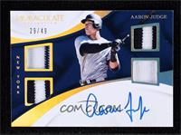 Aaron Judge #/49