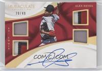 Alex Reyes [EX to NM] #/49