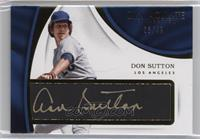 Don Sutton [Noted] #/49