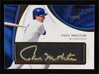 Paul Molitor #/25