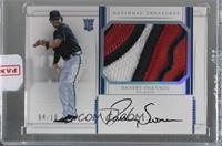Rookie Materials Signatures - Dansby Swanson /10 [Uncirculated]