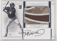 Rookie Materials Signatures - Manuel Margot #/10