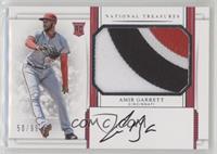 Rookie Materials Signatures - Amir Garrett /99