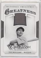 Ted Williams #/49