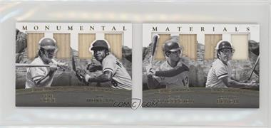 2017 Panini National Treasures - Monumental Booklets #MM-3 - Dave Concepcion, Joe Morgan, Johnny Bench, Pete Rose /99