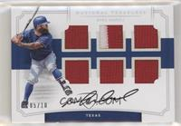 Mike Napoli [EX to NM] #/10
