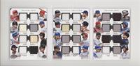 Albert Pujols, Anthony Rizzo, Bryce Harper, Buster Posey, Carlos Correa, Clayto…