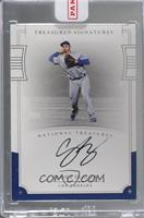 Corey Seager /25 [Uncirculated]