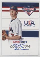 Blayne Enlow /499